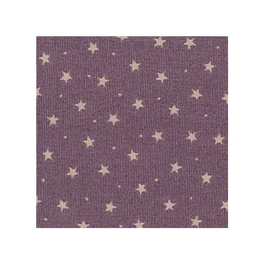 Tissu Stars Mauve