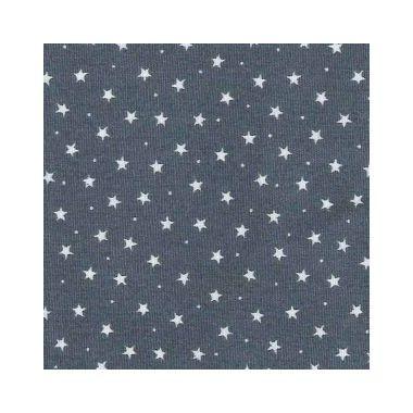 Tissu Stars Grey