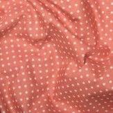 Tissu Pois Rose