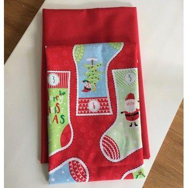 Kit calendrier de l'avent petit chaussettes