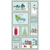Panneau Christmas Heart & Home - Contempo Studio