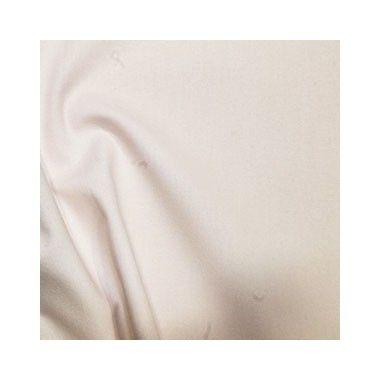 Tissu coton uni rose paille
